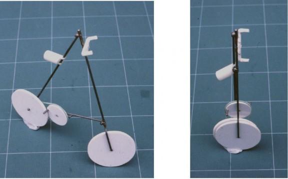 Миниатюрная модель