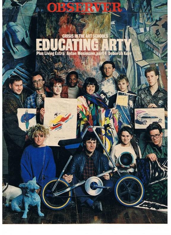 Выпускники Королевского колледжа искусств