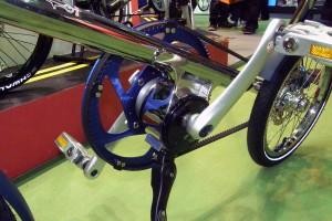 Трехскоростная Strida EVO KS-3