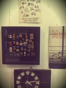 Музей велосипедных значков