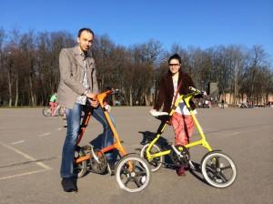 Как я начал ездить по городу на велосипеде